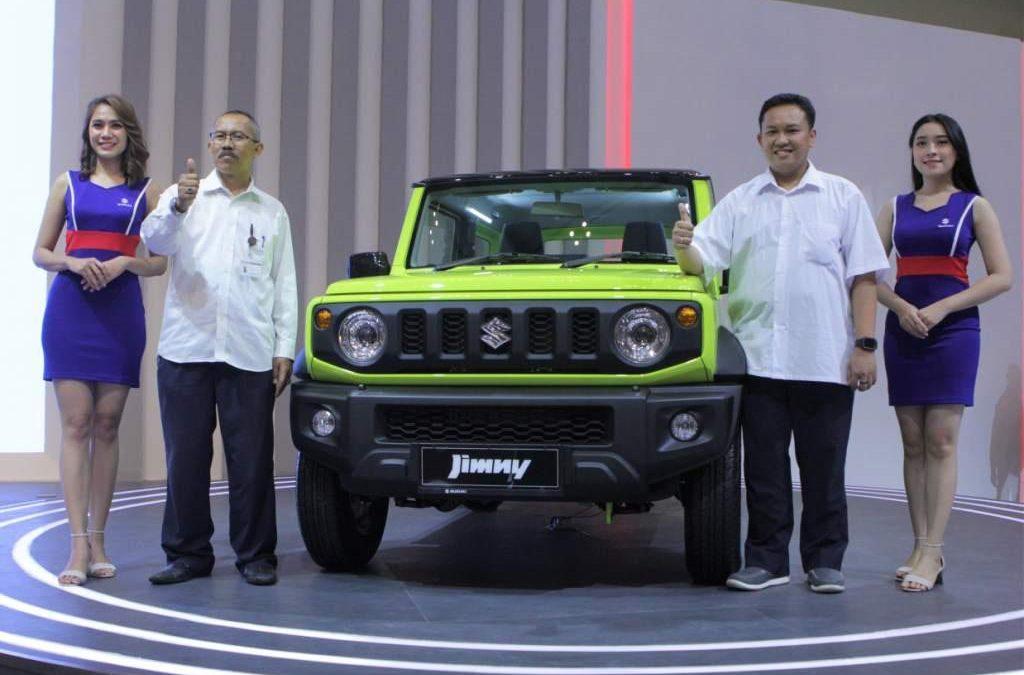 Jimny Generasi Baru Kendaraan Fungsional dengan Fitur untuk Kebutuhan Profesional