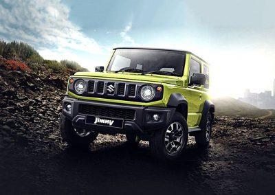 Suzuki Jimny Kedai Website